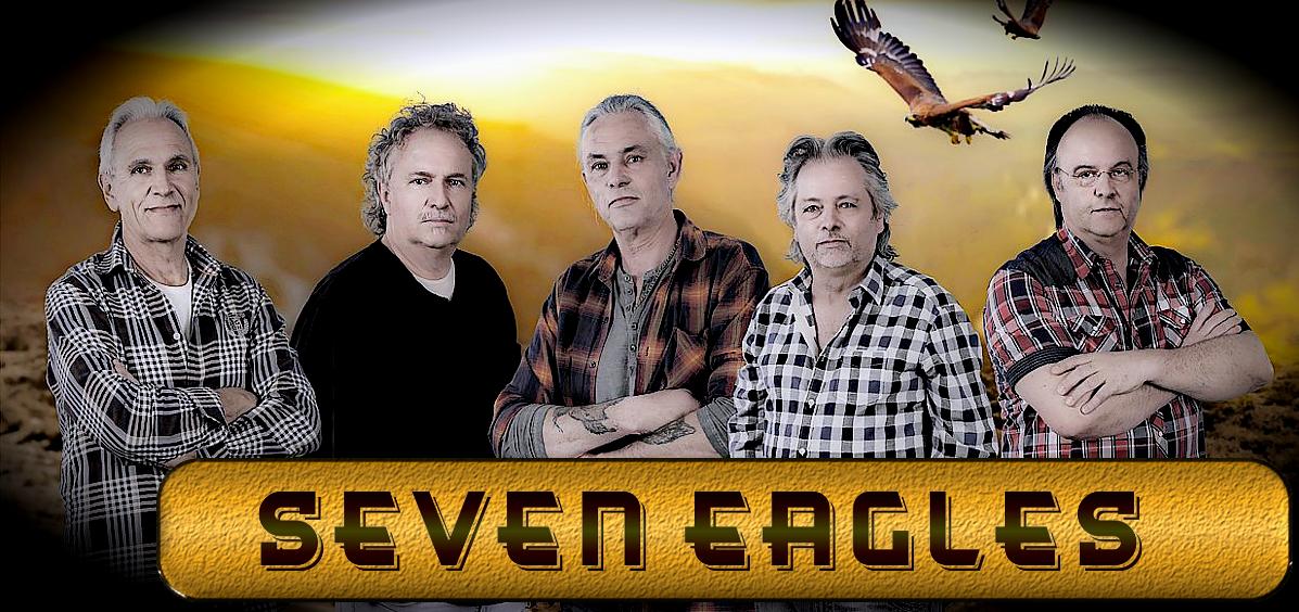 seven eagles - bandfoto